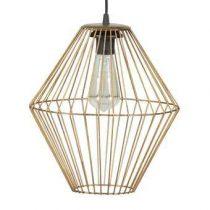 BePureHome Elegant Hanglamp XL Ø 29 cm Verlichting Koper