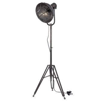 BePureHome Spotlight Vloerlamp Verlichting Grijs Metaal