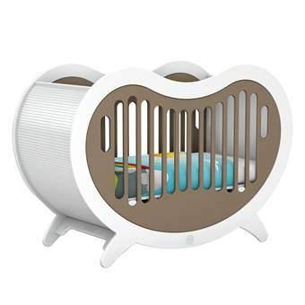 Beaneasy Dream-Cot Babybed  Baby & kinderkamer Beige Hout