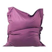 Beliani Zitzak - beanbag - zitkussen - paars - 140x180cm - BELIANI Stoelen Paars Polyester