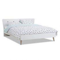 Beter Bed Filljet Ledikant 160 x 200 cm Slapen & beddengoed Wit Hout