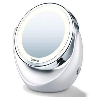 Beurer BS49 Cosmeticaspiegel Badkameraccessoires Zilver Glas