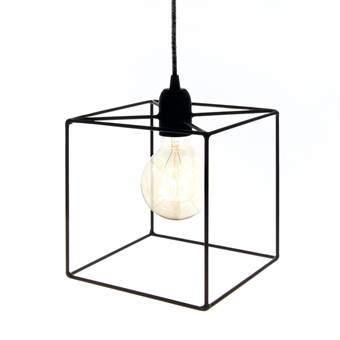 Big Design Terra/Ferro Hanglamp Verlichting Zwart IJzer