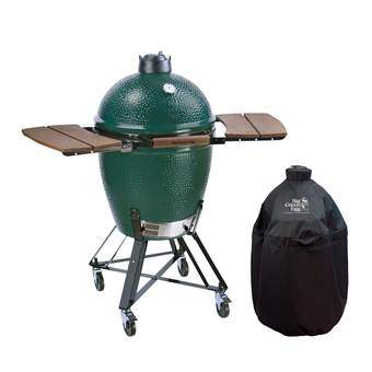 Big Green Egg Large Compleet Barbecues Groen Keramiek