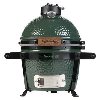Big Green Egg Mini Compleet Barbecues Groen Keramiek