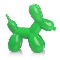 Bitten Balloon Dog Tafellamp Baby & kinderkamer Groen Kunststof