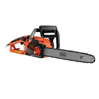 Black & Decker CS2245-QS Kettingzaag Boom- & struikonderhoud Oranje