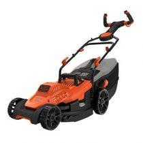 Black & Decker Easysteer BEMW471ES-QS Elektrische Grasmaaier Gazononderhoud Oranje