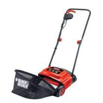 Black & Decker GD300-QS Elektr. Verticuteermachine Gazononderhoud Rood