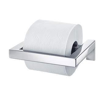 Blomus Menoto Toiletrolhouder Toiletaccessoires Zilver RVS