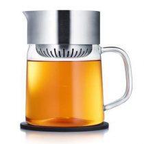 Blomus Tea Jane Theepot met filter Thee Transparant