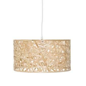Bloomingville Bamboo Hanglamp Verlichting Beige