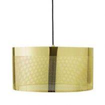 Bloomingville Gold Hanglamp Verlichting Goud Metaal