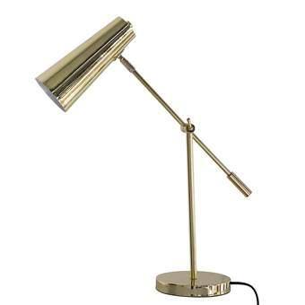 Bloomingville Gold Tafellamp Verlichting Goud Metaal