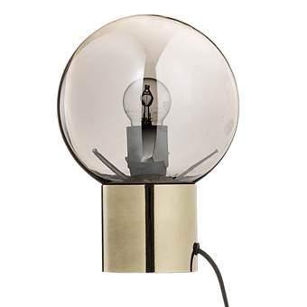 Bloomingville Metaal Tafellamp Verlichting Goud