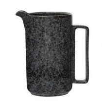 Bloomingville Noir Waterkan Kannen & flessen Zwart Keramiek