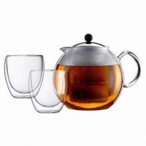 Bodum Assam Thee Set Thee Transparant Glas