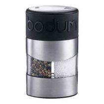 Bodum Twin Peper- en zoutmolen Peper & zoutmolens Zwart Kunststof