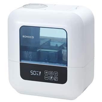 Boneco U700 Utrasone Luchtbevochtiger Klimaatbeheersing Wit Kunststof
