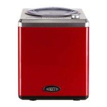Boretti B101 Roomijsmachine Keukenapparaten Rood Kunststof