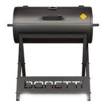Boretti Barilo Houtskoolbarbecue Barbecues Antraciet Staal