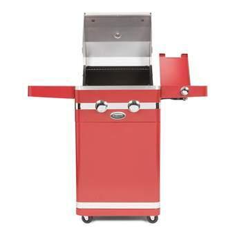 Boretti Bernini Rosso Barbecues Rood Emaille