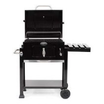 Boretti Carbone Barbecues Zwart Staal