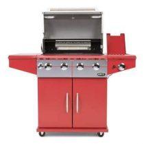 Boretti Da Vinci Rosso Barbecues Rood Emaille