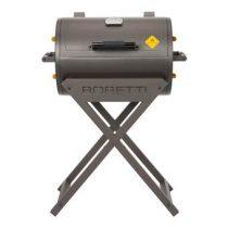 Boretti Fratello Houtskoolbarbecue Barbecues Antraciet Staal