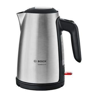 Bosch TWK6A813 ComfortLine Waterkoker Keukenapparatuur Zilver RVS