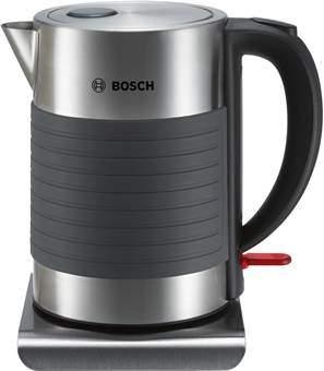 Bosch TWK7S05 Waterkoker Keukenapparatuur Grijs
