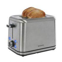 Brabantia BBEK1021N Broodrooster Keukenapparatuur Zilver