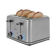 Brabantia BBEK1031N Broodrooster Keukenapparatuur Zilver