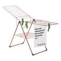 Brabantia Droogrek T-model 20 m Droogrekken & drooglijnen Rood Kunststof