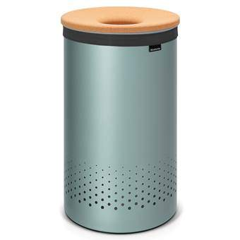 Brabantia Wasbox 60 L Wasmanden Grijs Kunststof