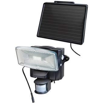 Brennenstuhl SOL 80 Wandlamp Buitenverlichting Grijs Aluminium