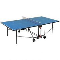 Buffalo Outdoor Blue Top Tafeltennistafel Buitenspeelgoed Blauw Hout