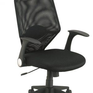 0.00 - Bureaustoel Breda - Zwart - Kantoorstoelen