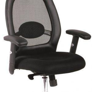 0.00 - Bureaustoel Dione - Zwart - Kantoorstoelen
