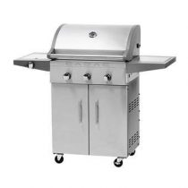 Cadac Entertainer RVS 3B SB 30 Barbecues Zilver RVS