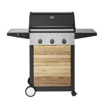 Cadac Entertainer Woody 3B+SB Buitenkeuken Barbecues Bruin