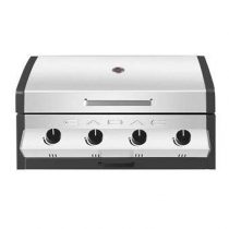 Cadac Meridian 4B Built-In Barbecues Zilver RVS