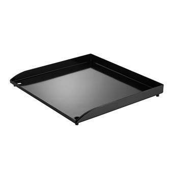 Cadac Meridian/Titan Plancha XL Barbecue accessoires Zwart Staal