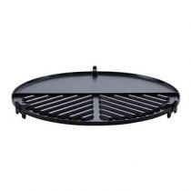 Cadac Safari Chef BBQ/Plancha rooster Ø 30 cm Barbecue accessoires Zwart Metaal