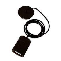 Calex Giant Retro Hanglamp Verlichting Zwart Metaal
