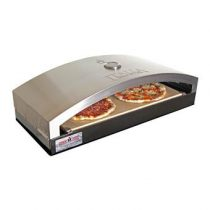 Camp Chef Artisian Pizza Oven Barbecues Zilver RVS