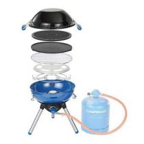 Campingaz Party Grill 400 Barbecues Blauw Kunststof