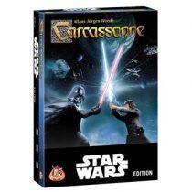Carcassonne: Star Wars Spellen & vrije tijd Multicolor Karton