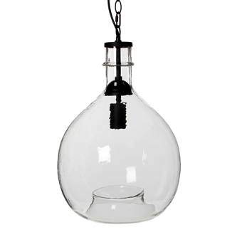 Casa Vivante Lisboa Hanglamp Verlichting Transparant Glas