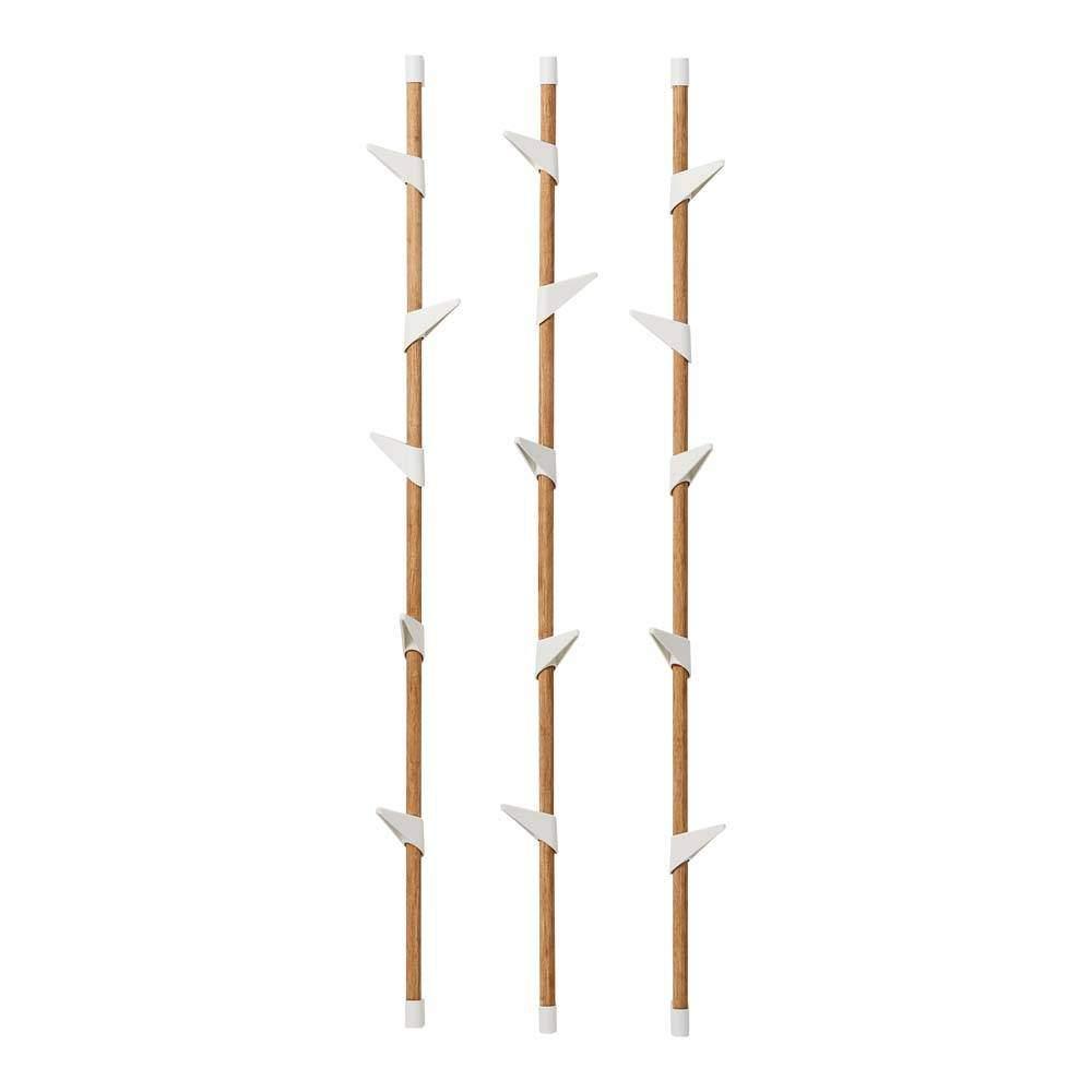 Cascando Bamboo 180 wandkapstokHal
